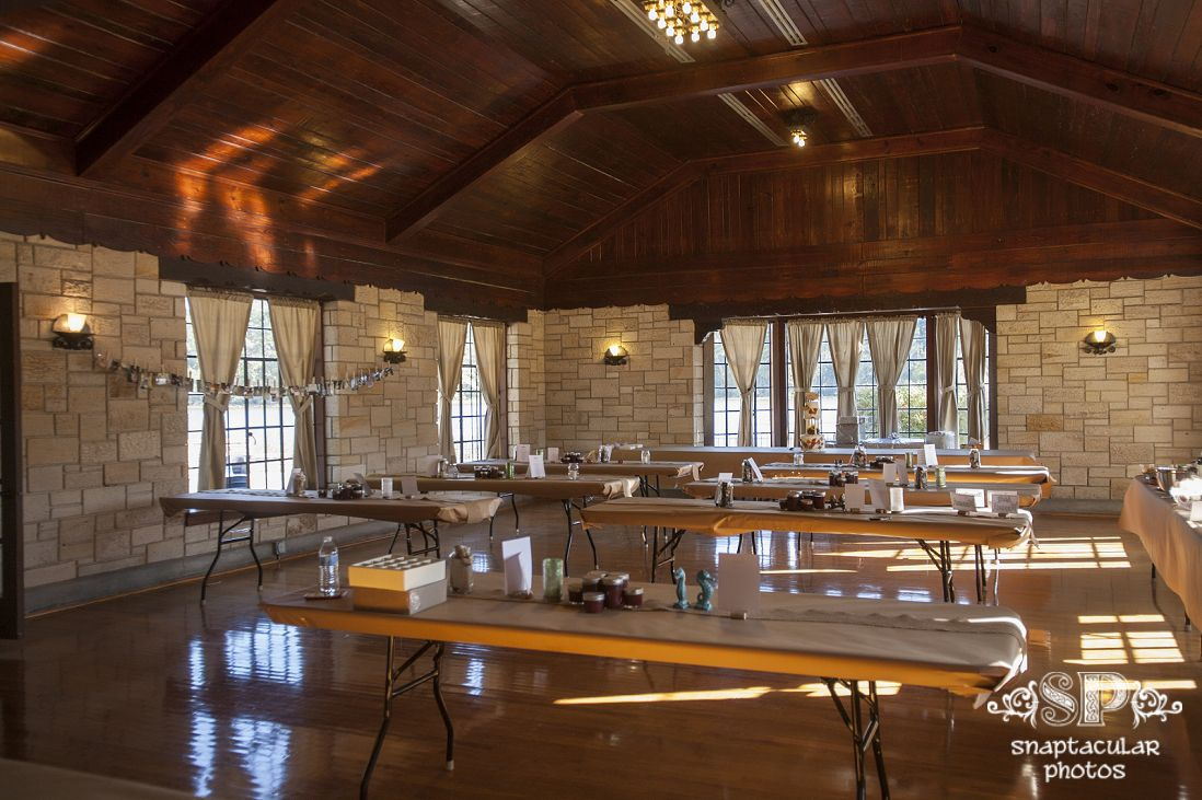 Christine And Dylan S Lovely Lakeside Wedding At Huntsville State Park Raven Lodge