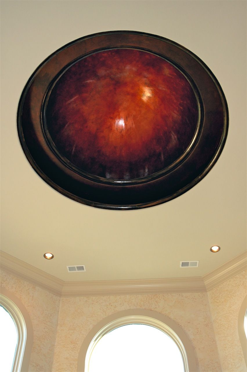 Ceiling Finishes Created by Lazenby\'s Decorative Arts Studio ...