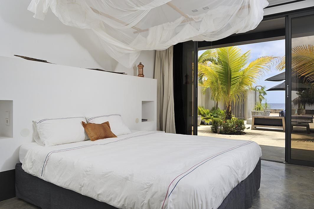 Piet Boon Villa\'s Bonaire bedroom - Bali house inspiration ...