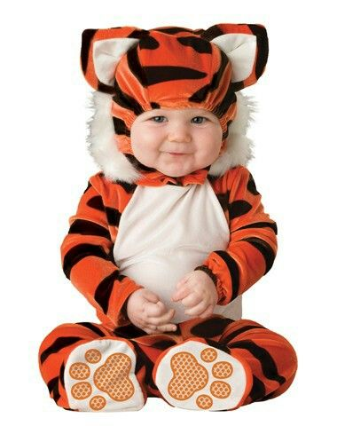 new baby costume tiger tot baby infant newborn by