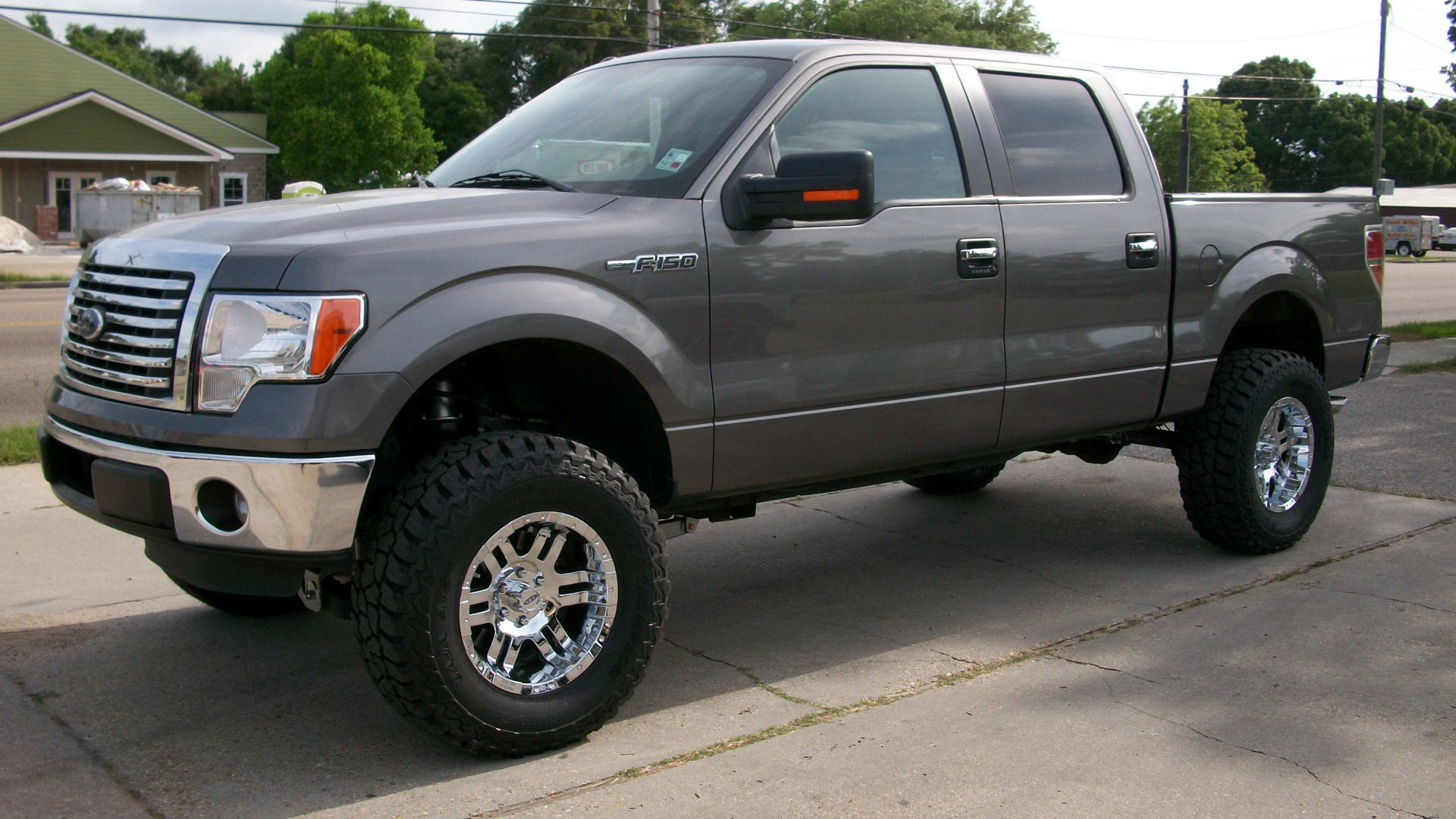 2010 ford f150 w mcgaughy s 6 5