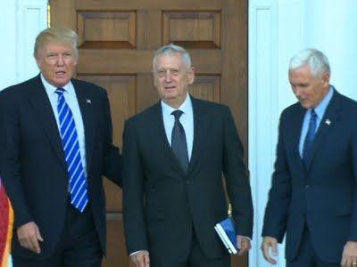 Trump's Military Cabinet Picks Raise Concerns - YouTube