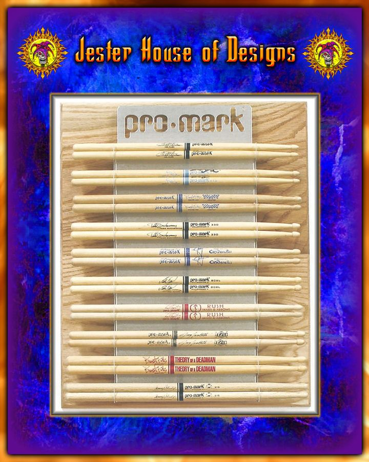 custom drumstick wall display custom drumstick wall displays custom drumsticks wall display. Black Bedroom Furniture Sets. Home Design Ideas