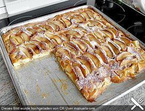 Ww Apfelkuchen Bakery And Sweets Pinterest Apfelkuchen Ww