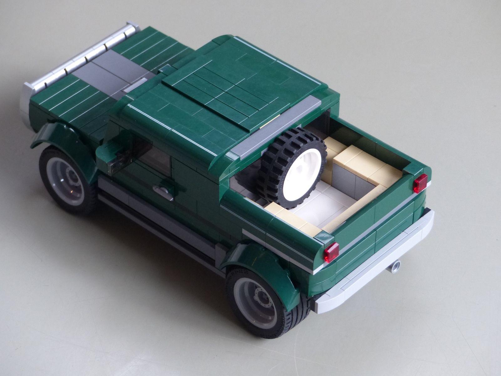 Hummer H1 Moc 10242 Everything Hummer H1 Hummer H1 Hummer Lego