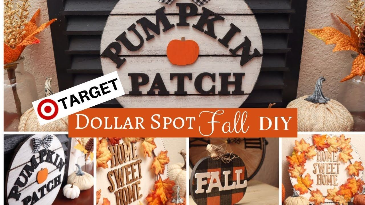 Fall Home Decor Diy Target Dollar Spot Youtube Double Bow Diy Fall Fall Decor Dollar Tree Fall Home Decor,Cool Diy Halloween Decorations For Outside