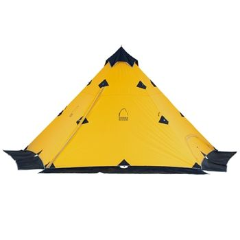 Mountain Guide Tarp | Winter camping, Tent, 4 season tent