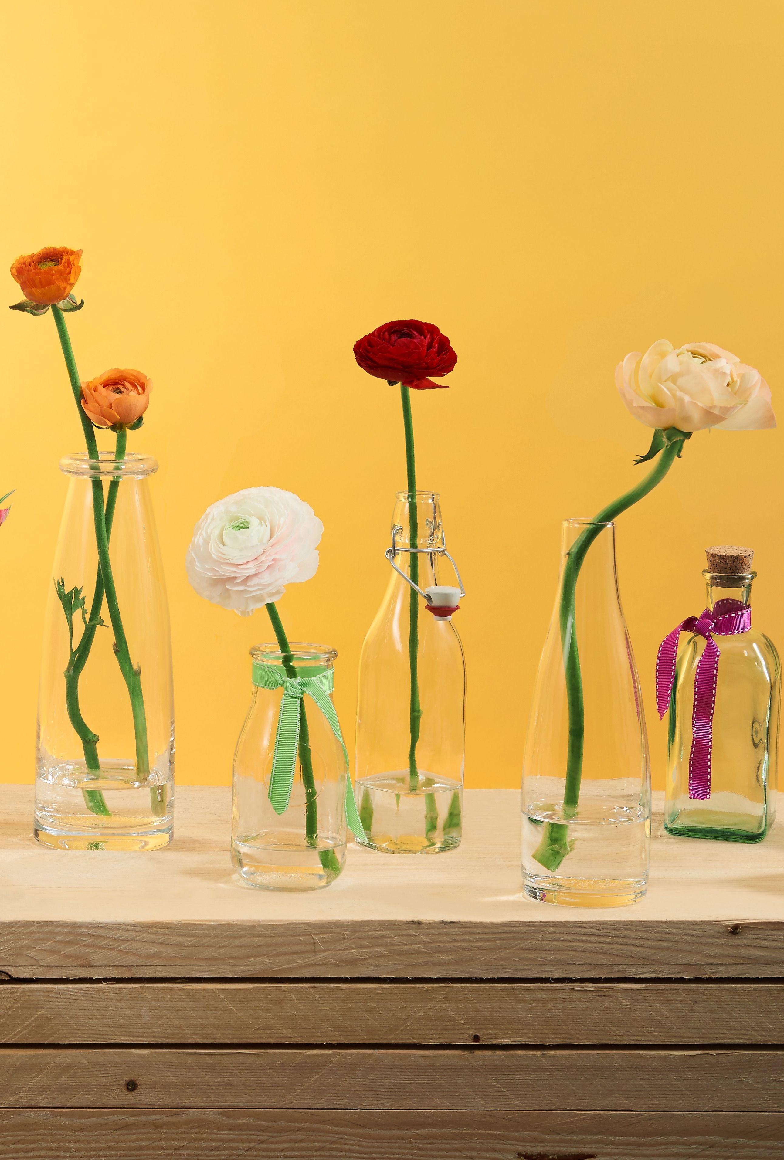 Vasen in allen Farben und Formen für eure schönsten Blumen. | FLOWER ...