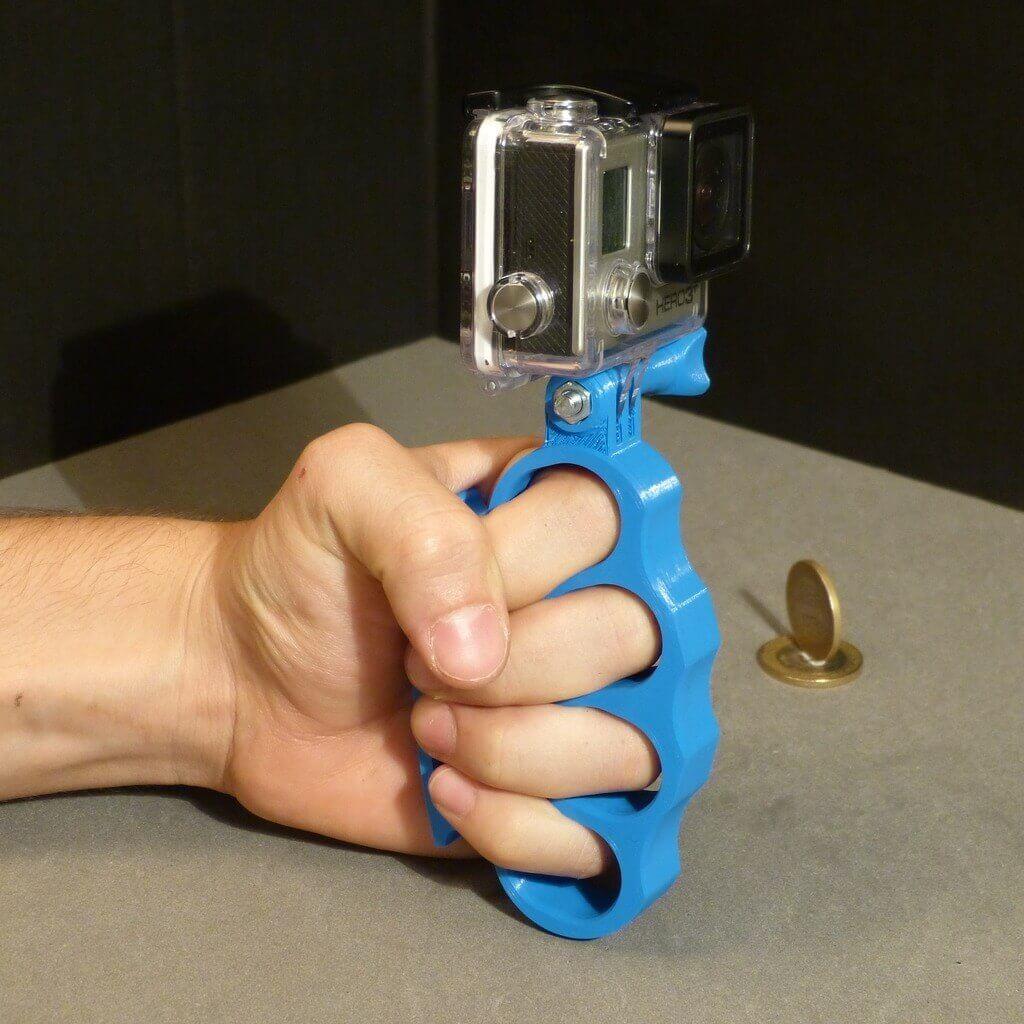 cool things to 3D print 3d printing, Gopro, 3d printer