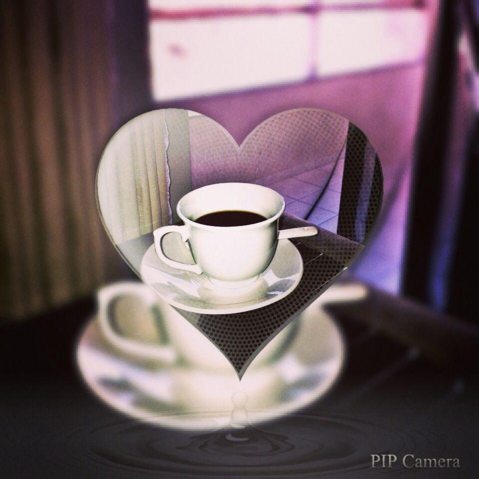 Um cafezinho preto