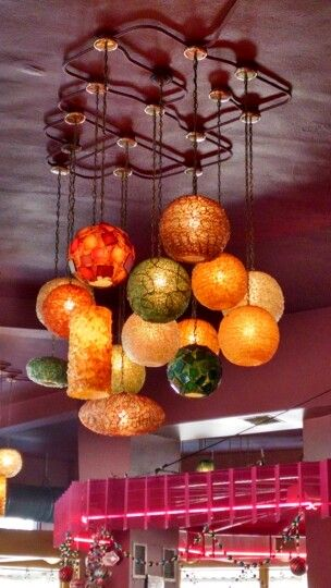 Native Recommendation For Mexican Food Ceiling Fixture At