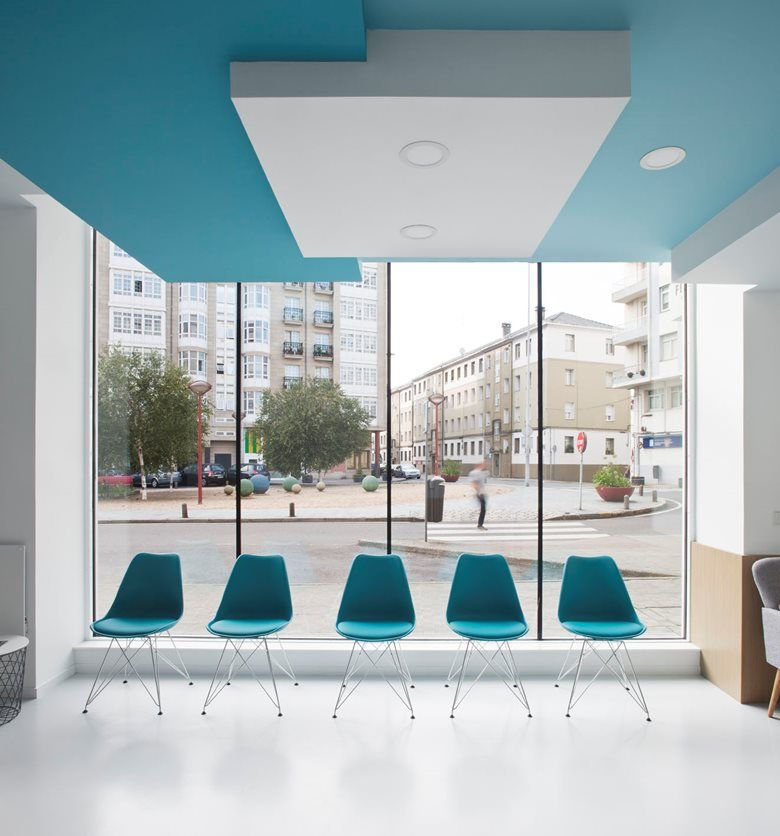View Full Picture Gallery Of Ferraces Dental Clinic Clinic Interior Design Hospital Interior Design Dental Clinic