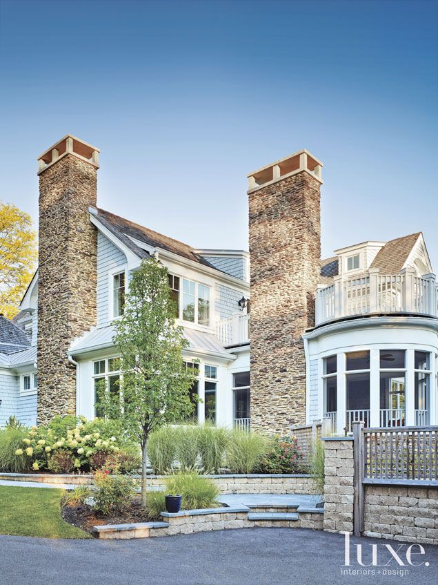 A Glencoe Home Built From The Ground Up Luxe Source