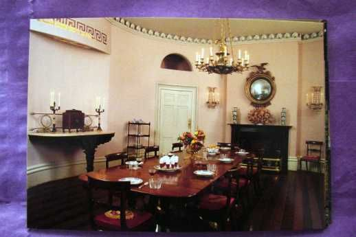 Owens Thomas House Dining Room New Early American