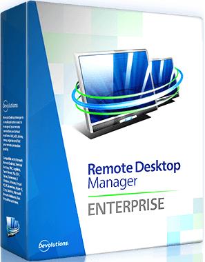 Remote Desktop Manager Enterprise 12 6 7 Crack is designed