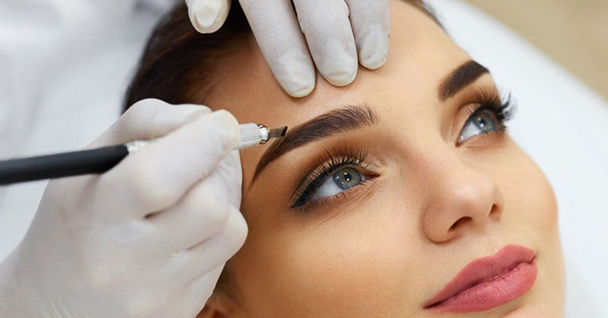 Eyebrow Microblading with Consultation at Glamore