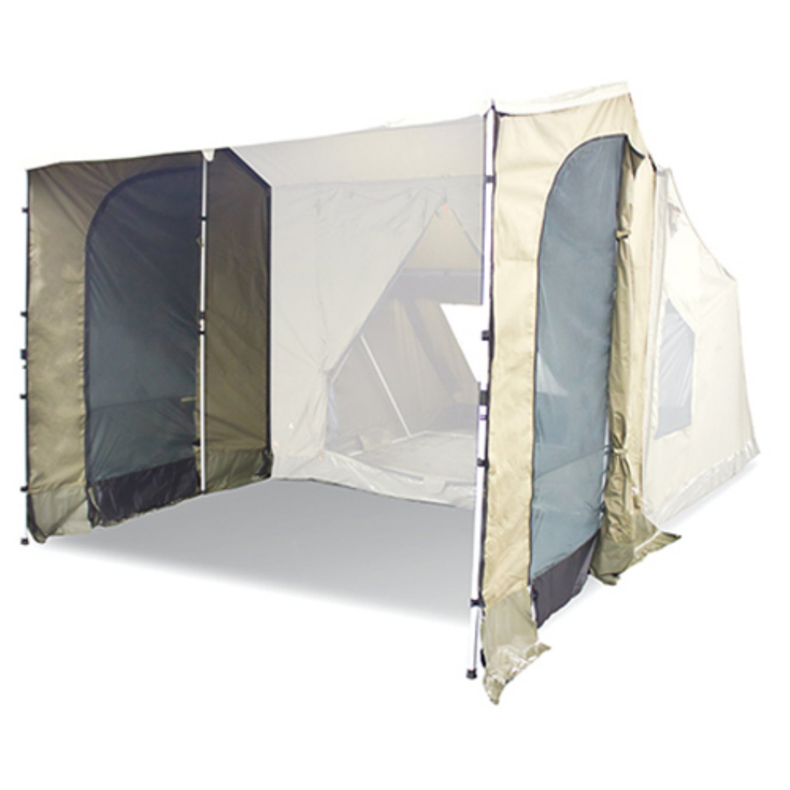 Oztent Deluxe Peaked Side Panels For Rv Model Tents Tent Tent Accessories Tent Awning
