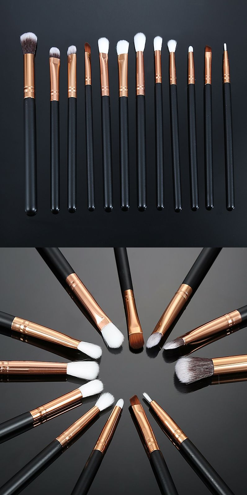 Pro makeup brushes set. Here's a board of the best makeup