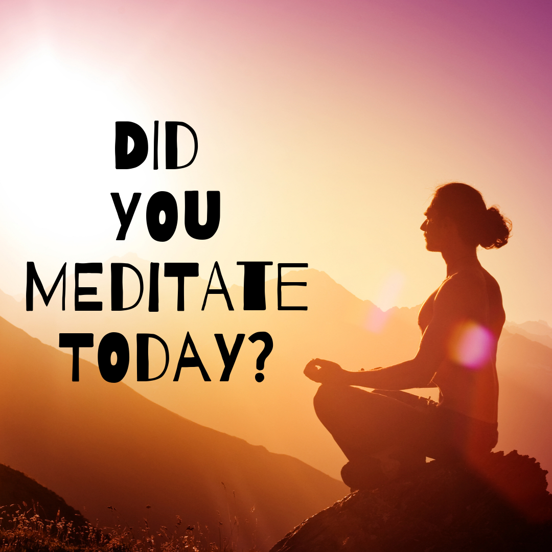 21+ What is supposed to happen when you meditate ideas