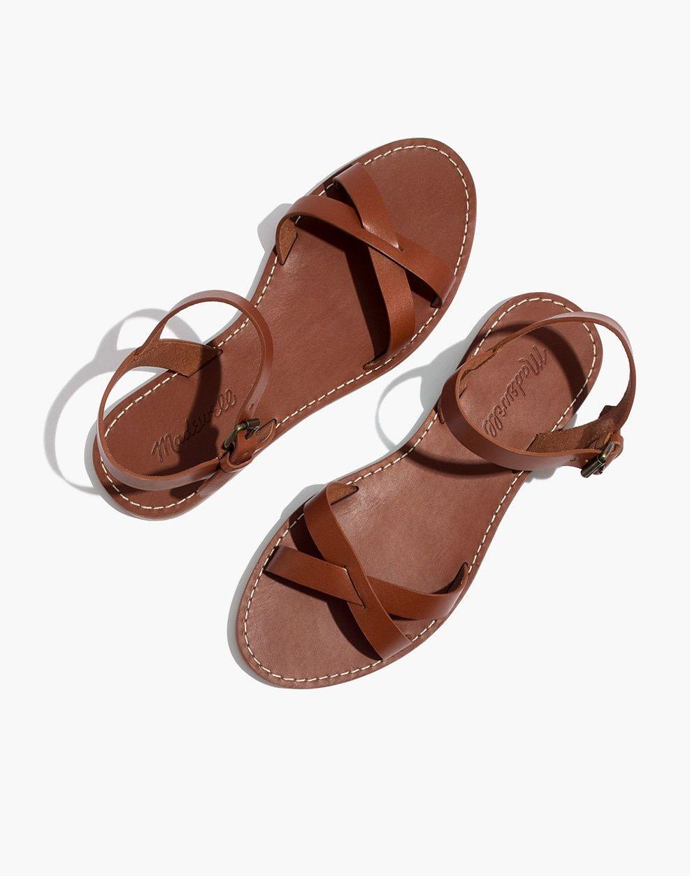 4edf43b5787d The Boardwalk Crisscross Sandal   sandals