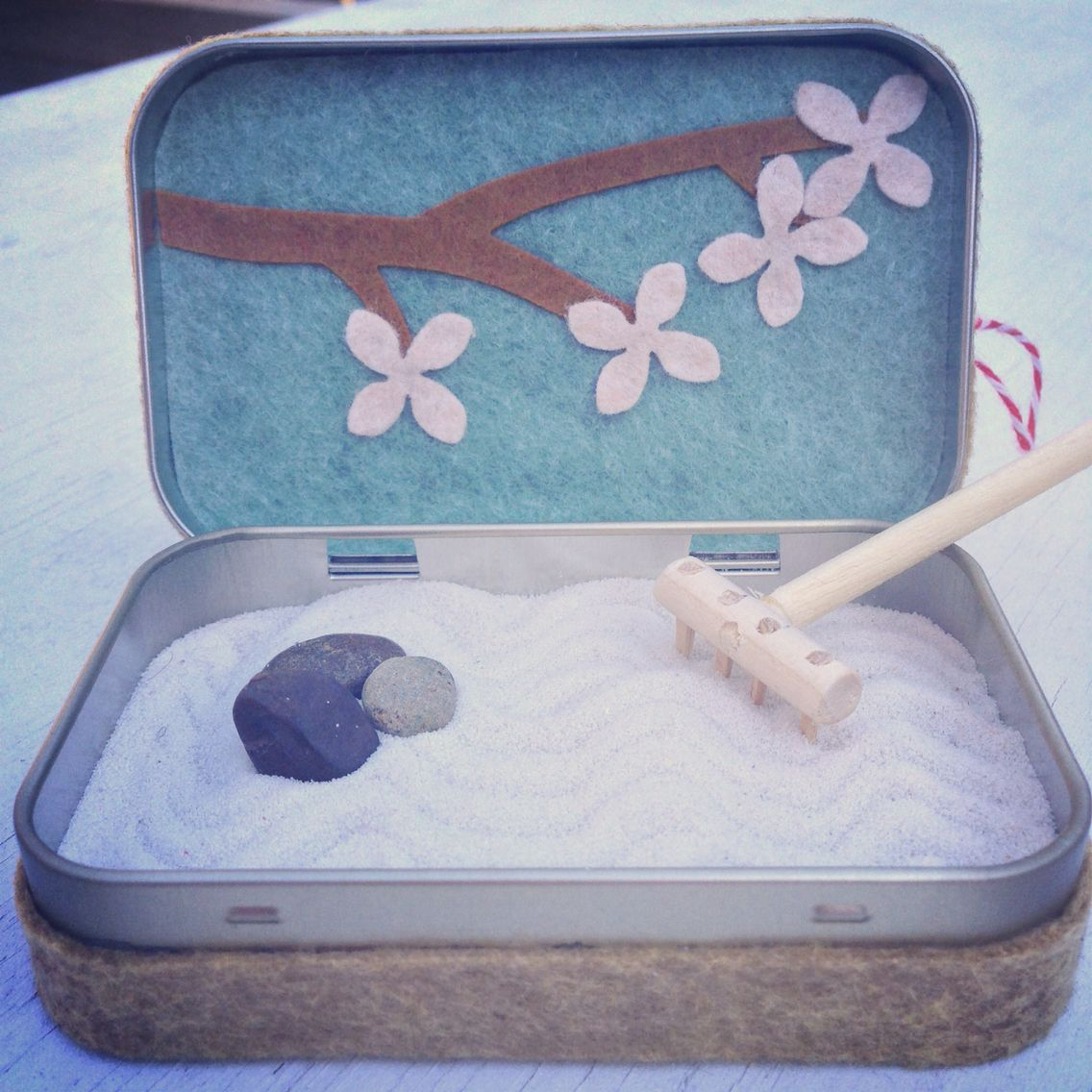Office Zen Garden Altoid Mini Zen Garden Blossom Tree Find At