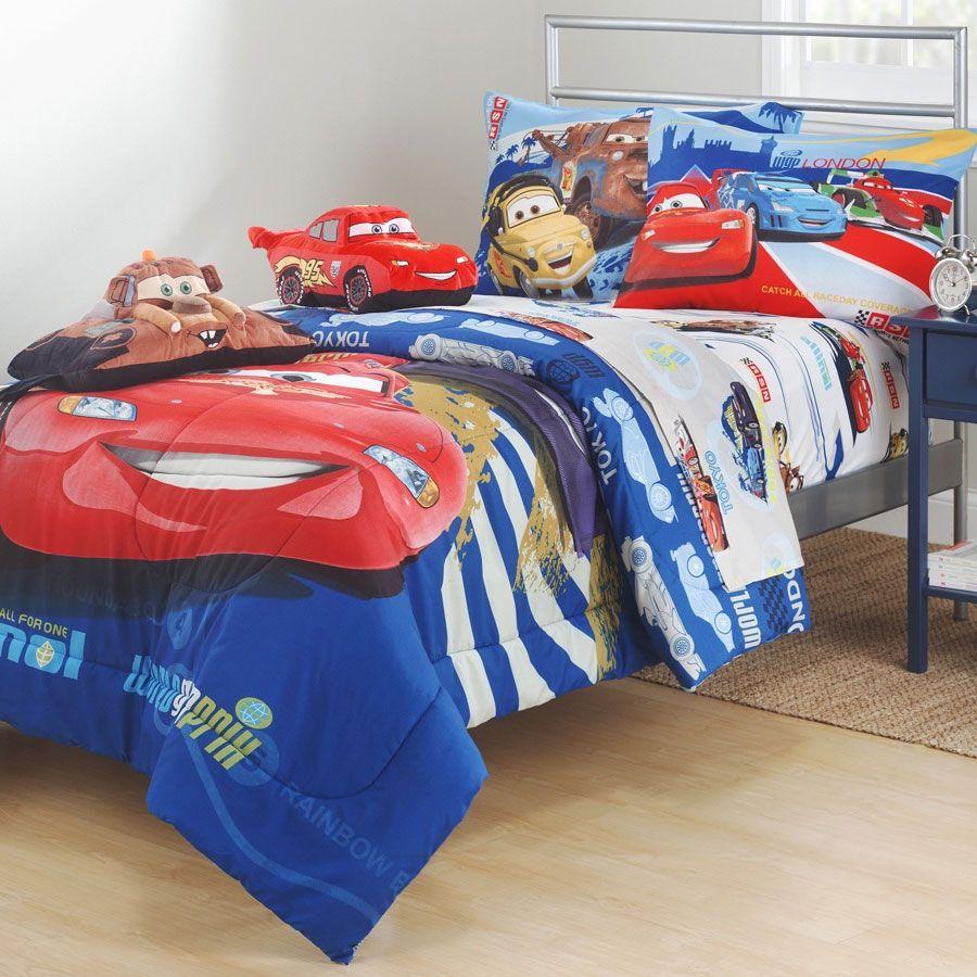 Disney Cars Track Burn Bedroom Collection