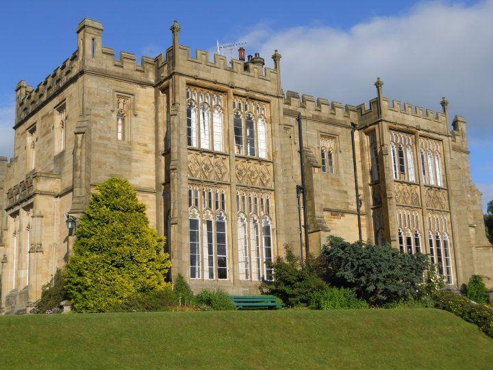 Capernwray Hall  Carnforth, Lancashire England, UK, home for