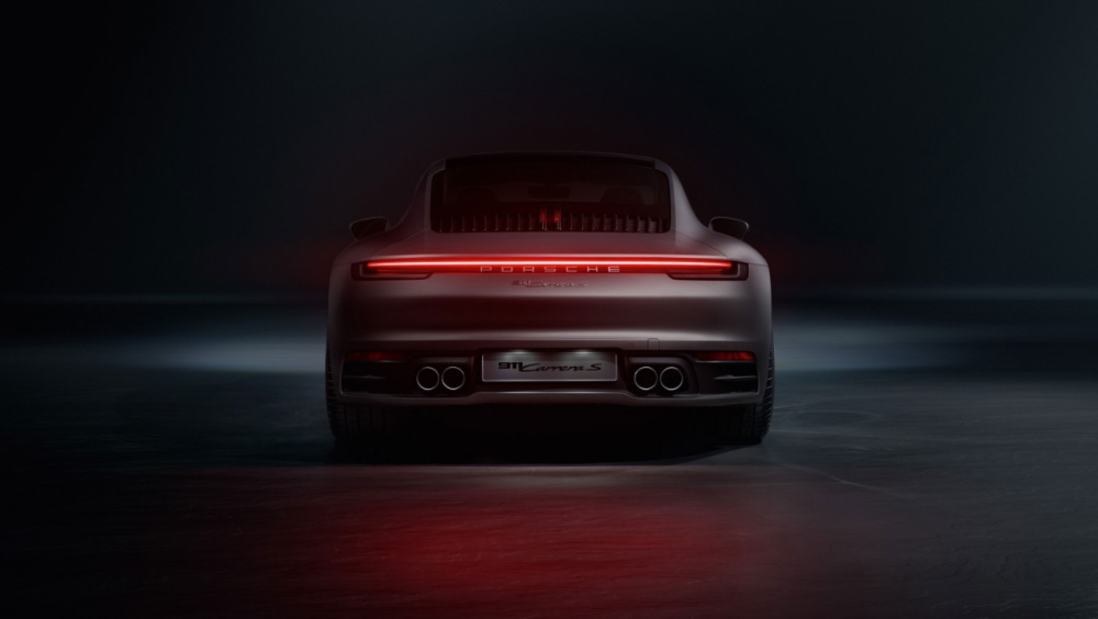 Porsche Steps Into The Next Generation With New 911 In La Porsche 992 Porsche 911 Porsche 911 992