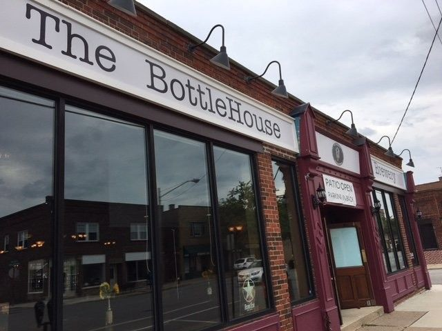 The Bottlehouse Brewery Tasting Room Mead Hall Lakewood Oh