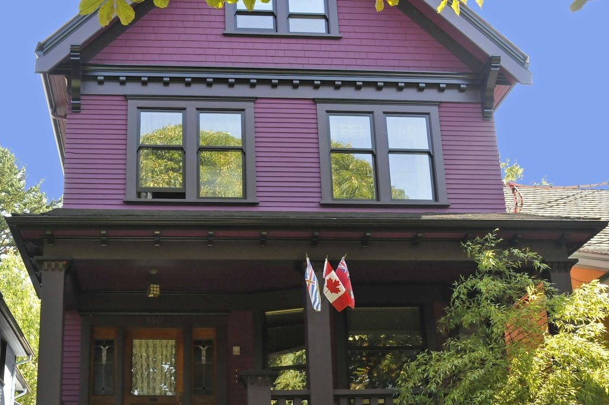 Warline Painting Gallery Vancouver Painting Estimate House Exterior Exterior House Colors Combinations House Paint Exterior