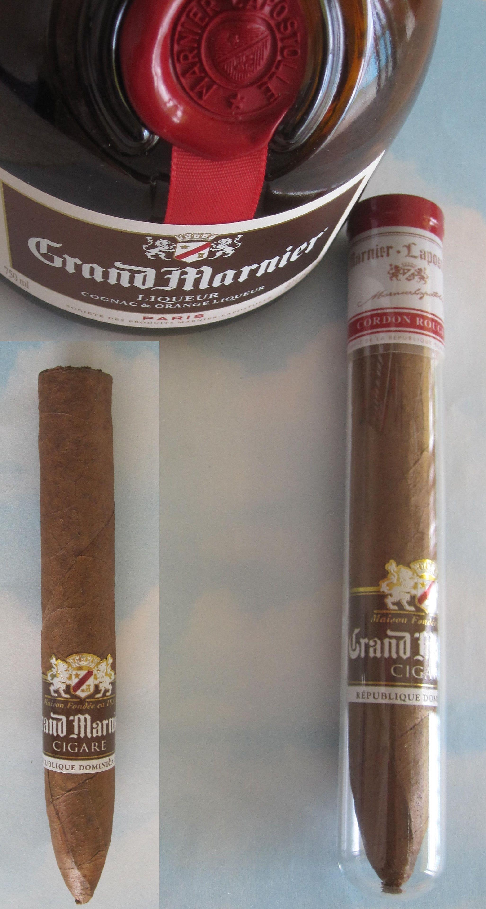 Grand Marnier Cigar