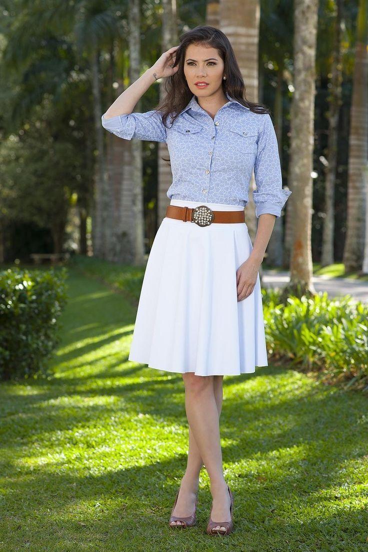 Resultado De Imagen Para Blusas En Crepe Moda Estilo Moda Faldas
