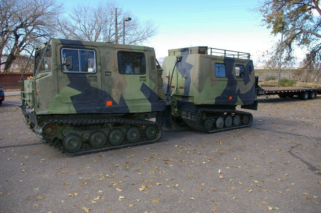 Hagglunds BV206 For Sale | Safety One Training International Inc ...