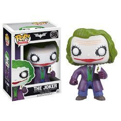 POP! HEROES 36: THE DARK KNIGHT TRILOGY - THE JOKER