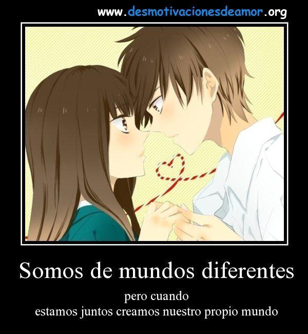 Imagenes De Amor Con Frases De Amor Para Facebook De Anime Buscar