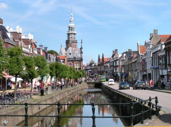 Bolsward, Netherlands ~ 1987 We spent one of our last ...