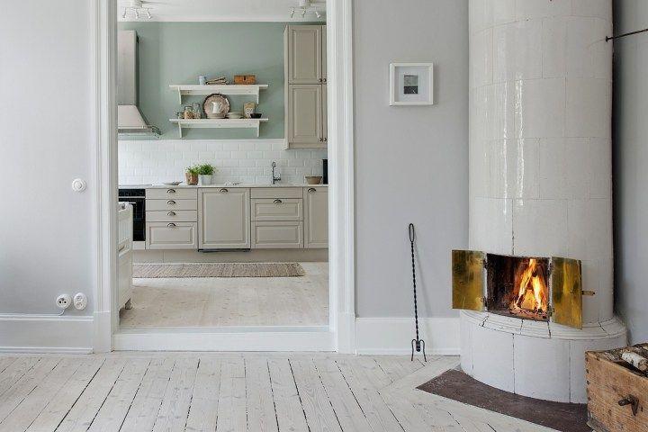 Post Cocina serena de aire country --u003e blog decoracion interiores
