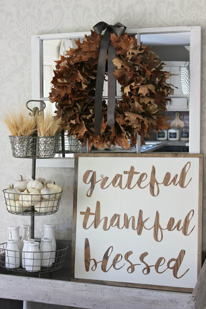 29 Lovely Farmhouse Fall Decorating Ideas that Will Warm Your Heart