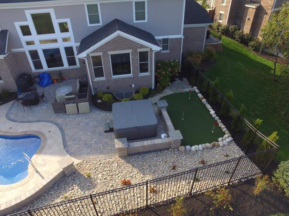 Pin By Creech S Lawn Landscape Garden Center On Patio S 400 x 300
