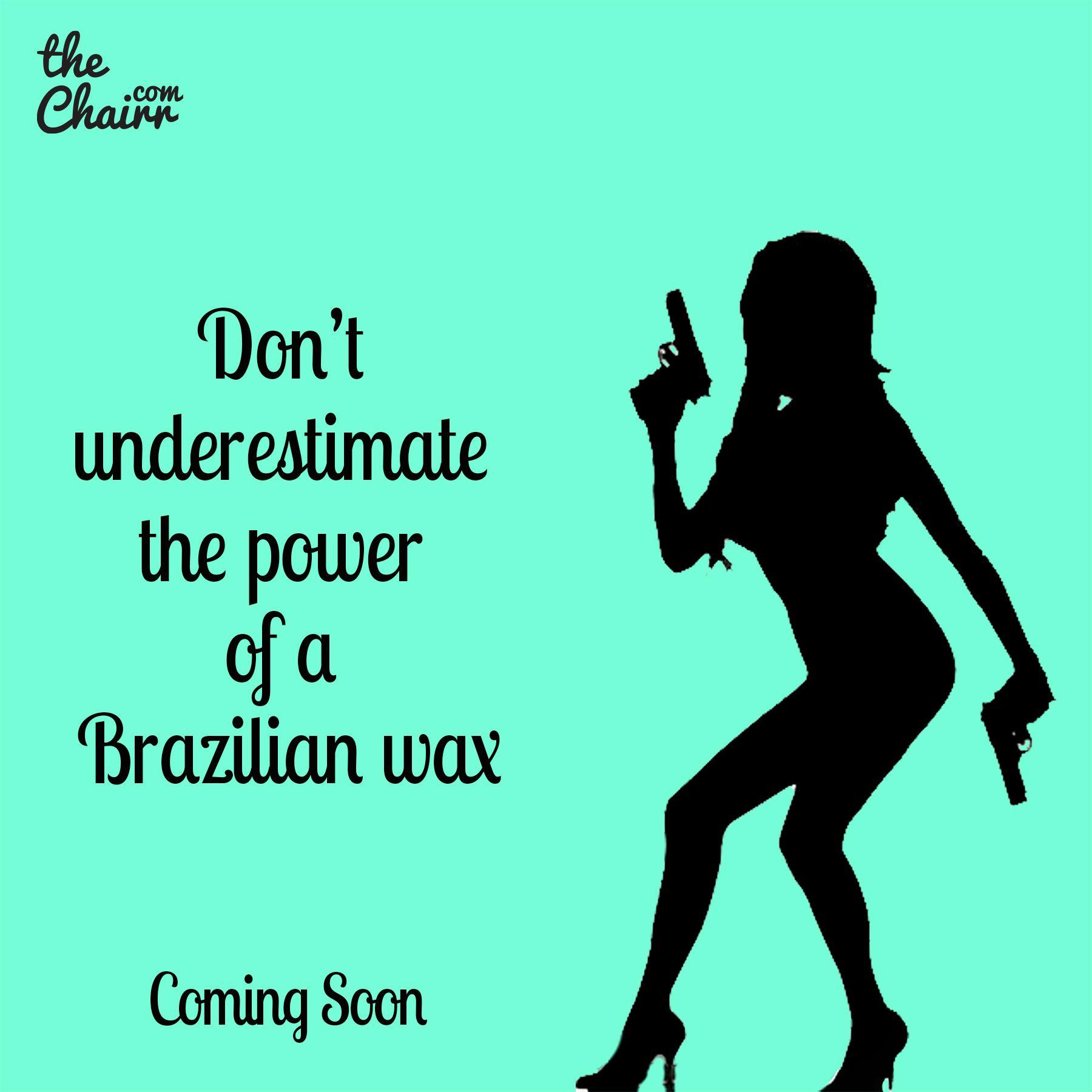 brazilian wax kicks