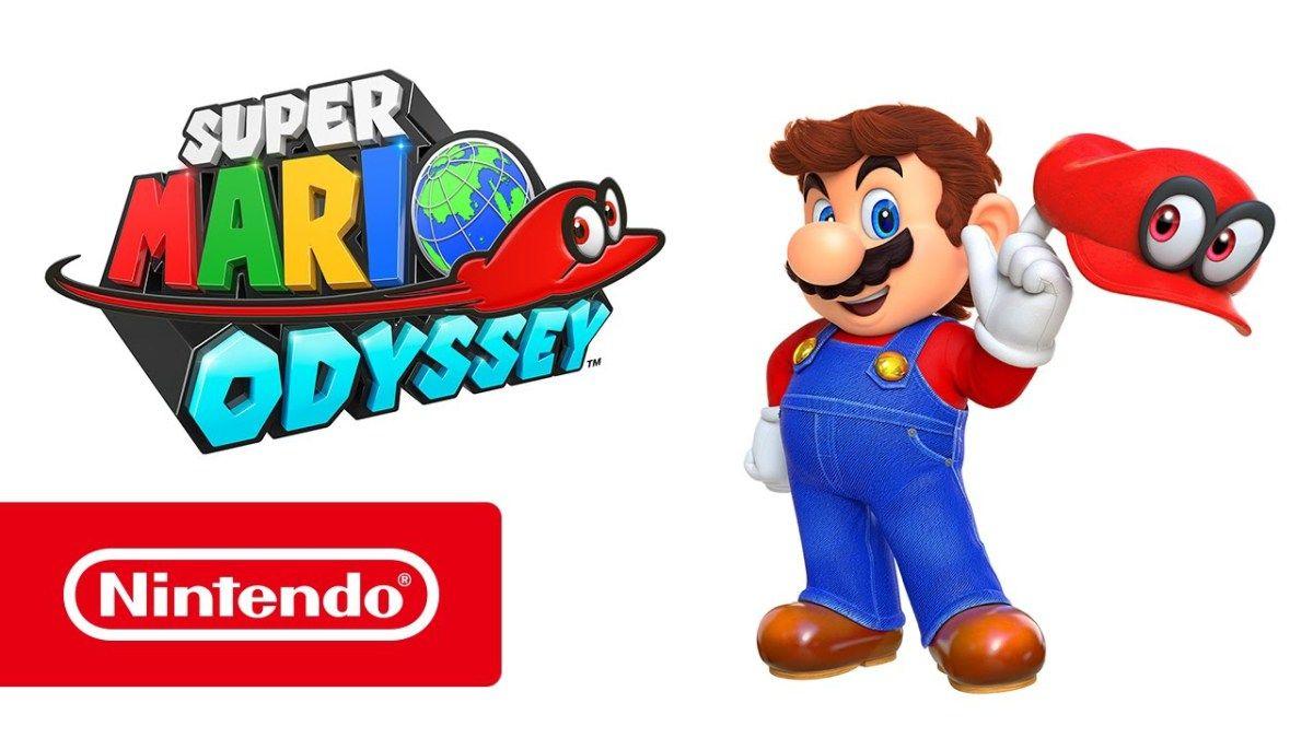 Prsentation 2017 De La Nintendo Switch Super Mario Odyssey Switchsuper