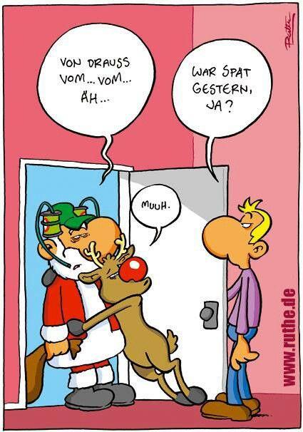 Weihnachtsfeier Cartoon.Ich Vermute Weihnachtsfeier Lustiges Christmas Humor