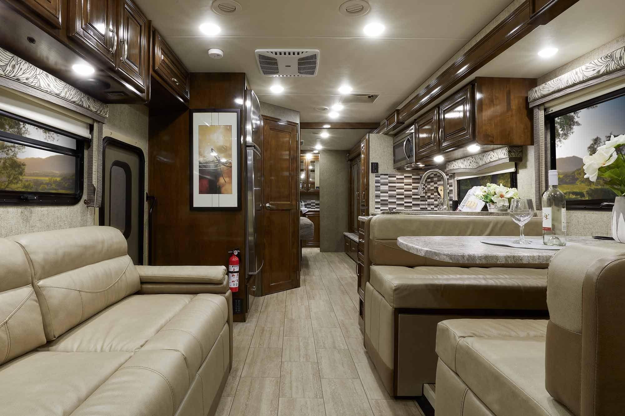 Pin By Thor Motor Coach Motorhomes On Class C Motorhomes Floor