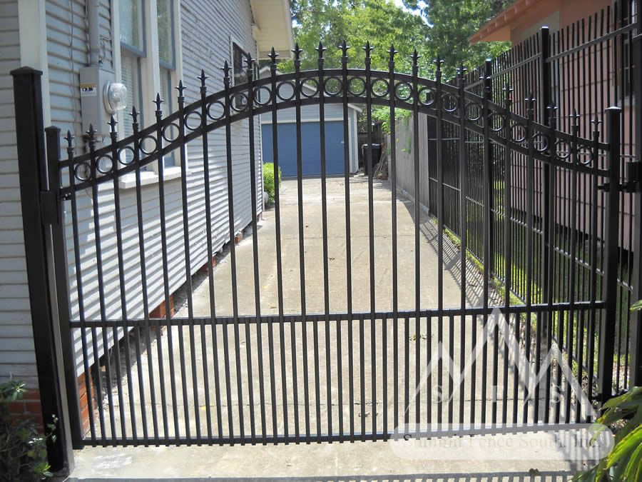 Iron Gates Google Search With Images Iron Fence Gate Iron