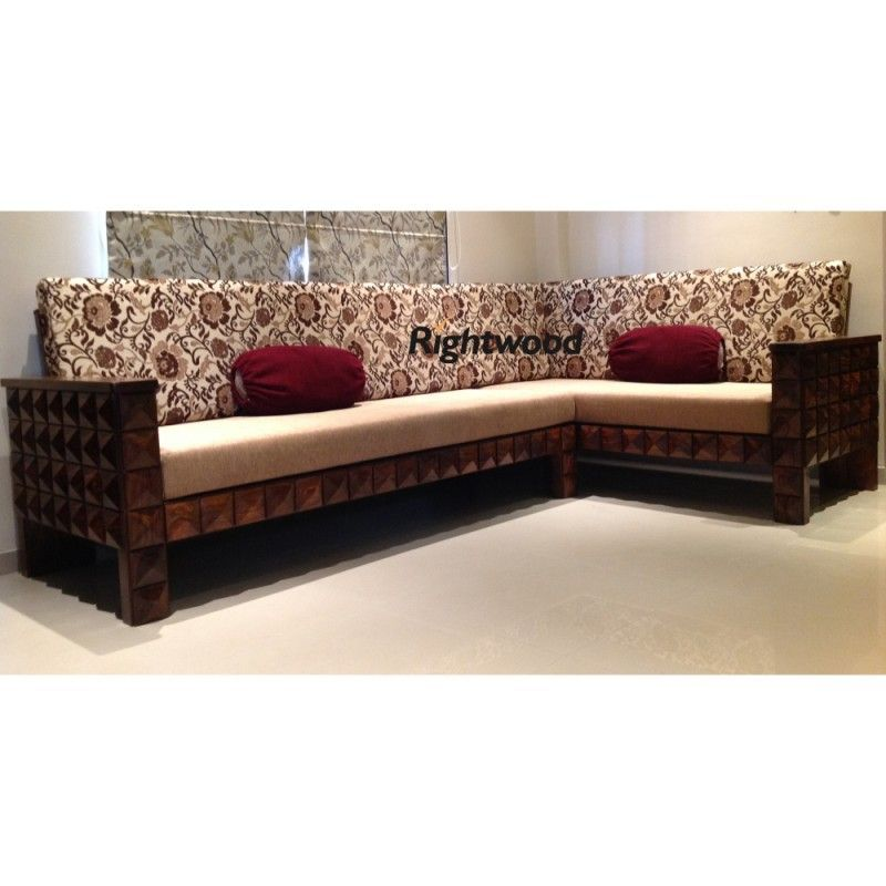 Wooden Sofa Havana Sheesham Wood Living Room Furniture Rightwood In 2020 Wooden Sofa Designs Wooden Sofa Corner Sofa Design