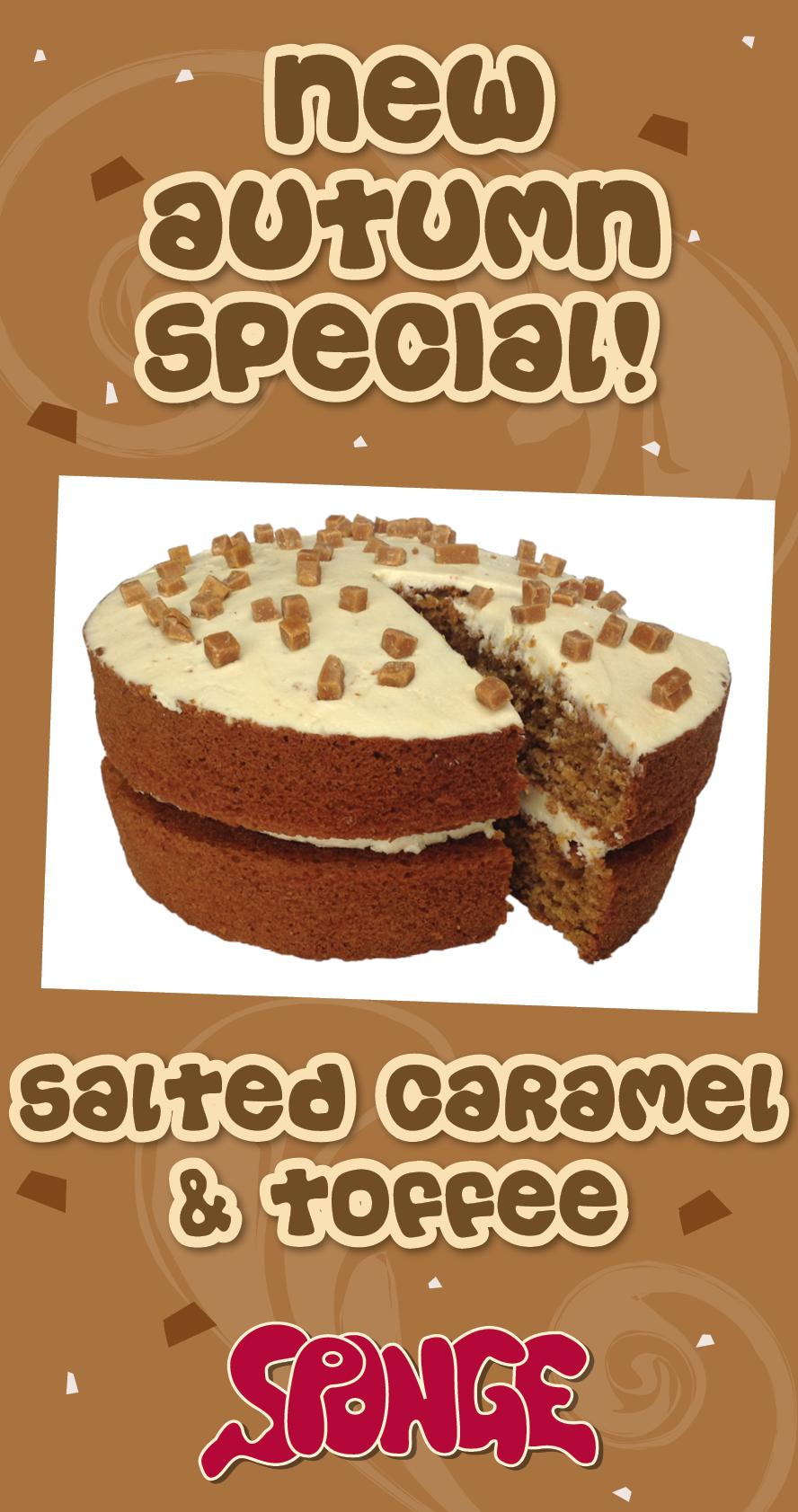 SPONGE Sponge Cakes Cake Delivery Bakers Birthday