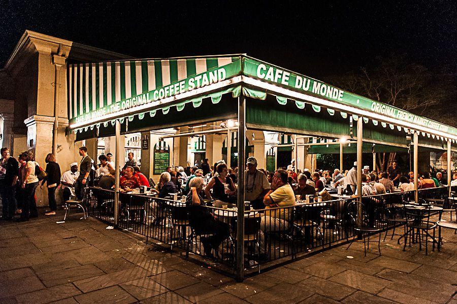 Cafe du monde can 39 t wait to take greg road trip usa for Restaurant cuisine du monde paris