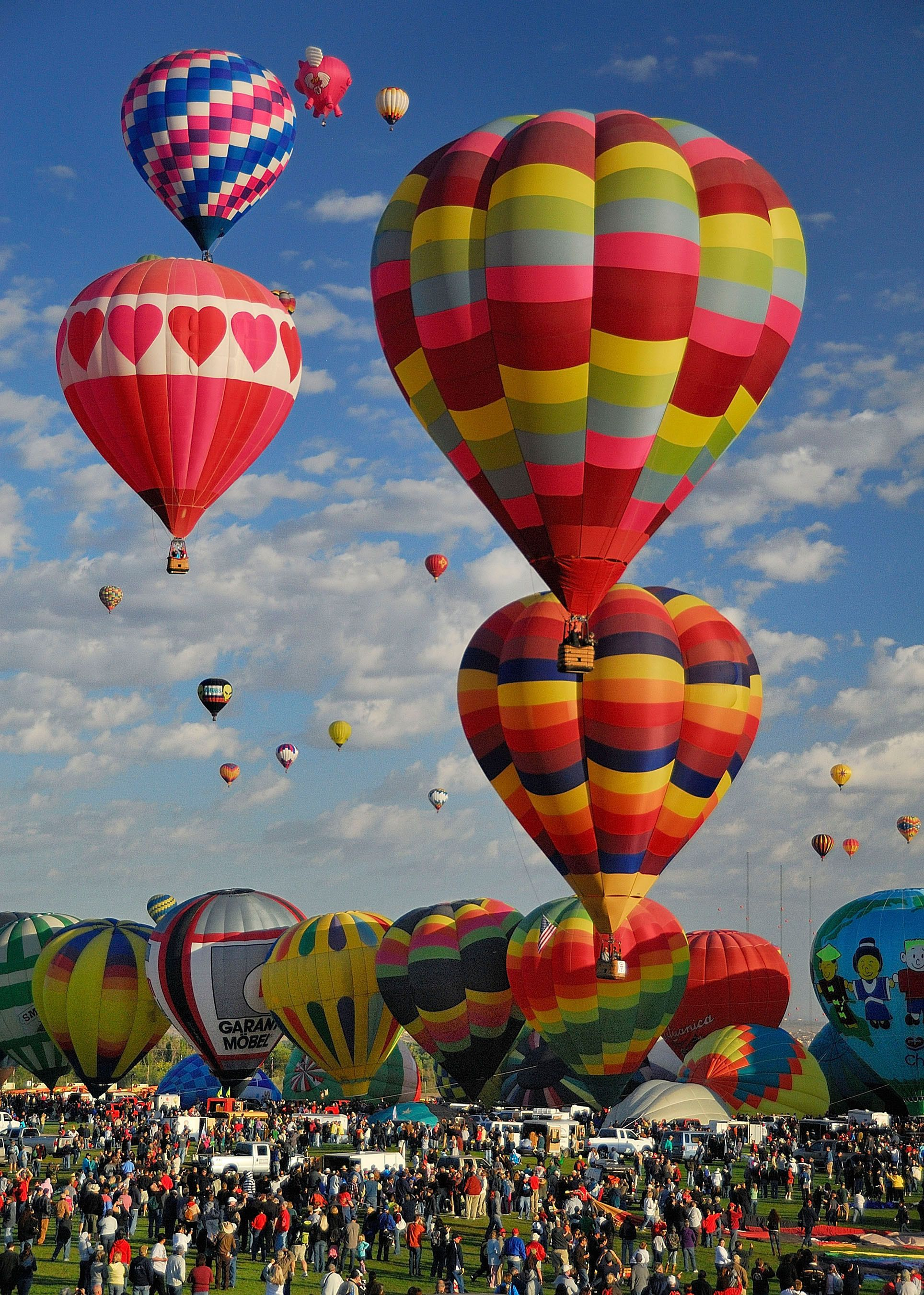 Can't wait to do this at the Albuquerque Balloon Fiesta