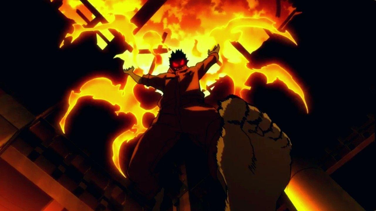 Pin by cheri demon on fire force anime art anime art