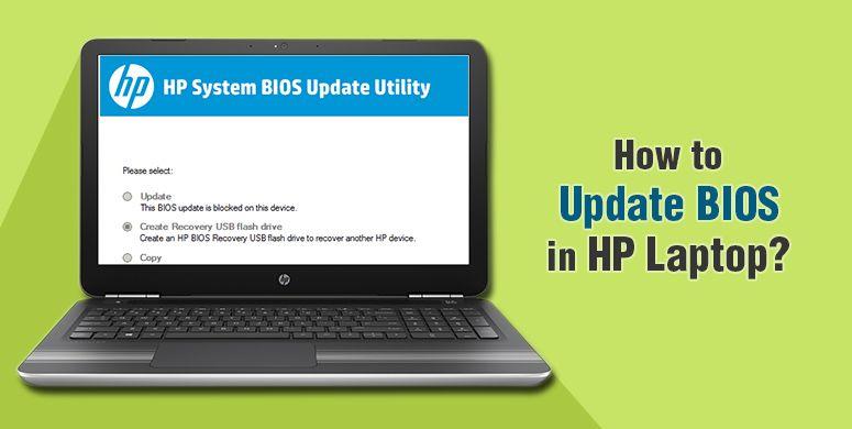 How To Update Bios In Hp Laptop Laptop Hp Laptop Laptop Repair